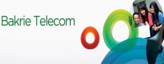 Q1-13, Bakrie Telecom Masih Merugi Rp 97,4 miliar
