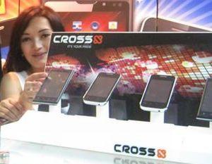 Cross Mobile Genjot Smartphone