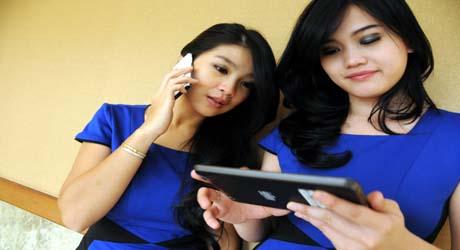 Pengguna Video Calling Capai 160 juta