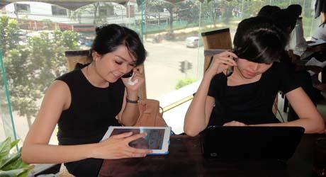 Penetrasi Mobile Broadband Indonesia di Peringkat 41