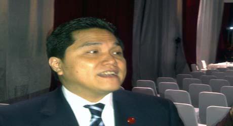 Erick Thohir: Tahun ini Tri BEP
