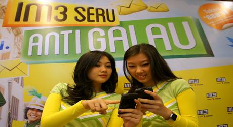 Indosat Geber Mobile Banking