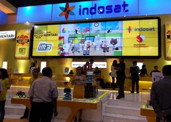 Indosat Masih dalam Tekanan Keuangan