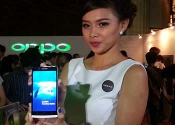 OPPO Serius Garap Pasar Indonesia