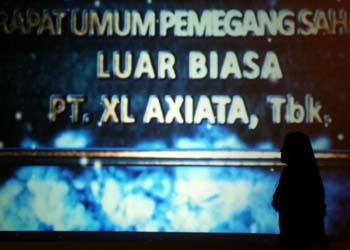 XL Tuntaskan Akuisisi Axis