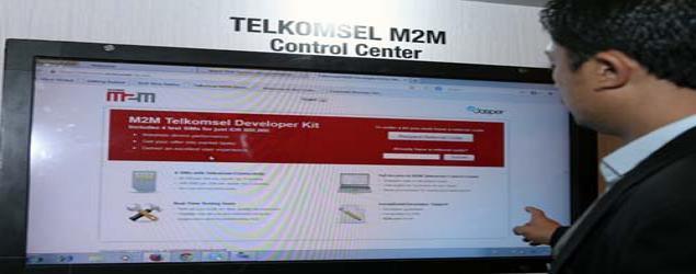 Gairah Telkomsel di M2M