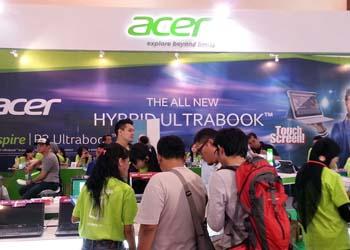 Acer akan Genjot Produk Mobility