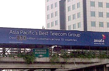 Negosiasi konsolidasi Axiata-Telenor masih alot