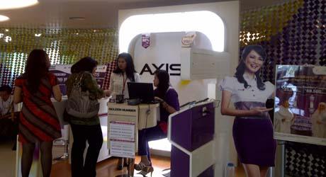 Axis Sediakan Sim Card Nano