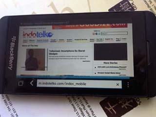 BlackBerry Kini Lebih Bercita rasa Indonesia