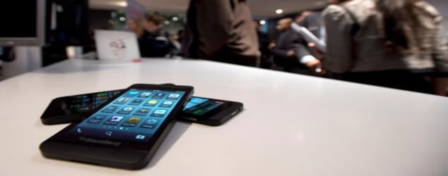 BlackBerry Pacu Melesatnya Trafik ke Luar Negeri