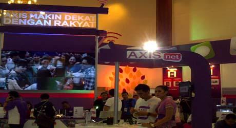 Axis Manfaatkan Momentum Mega Bazaar 2013