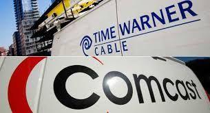 Bangun Pay TV, Comcast Ambil Alih Time Warner