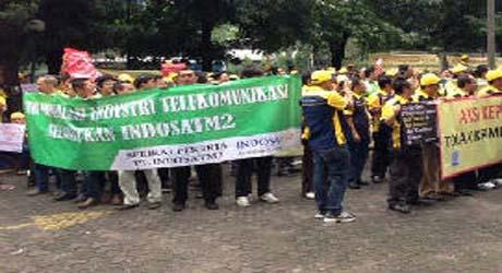 Sidang Kasus IM2  Digelar, SP Indosat Unjuk Gigi