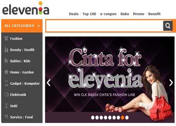 7 ribu Merchant Telah Bergabung di Elevenia