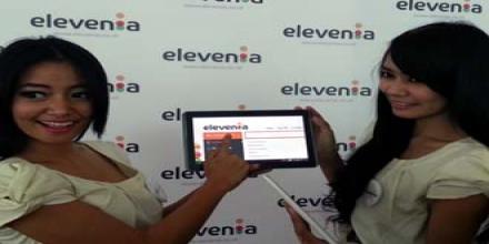 Elevenia Berambisi Sediakan 1 juta Produk