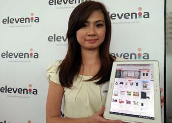 Elevenia Siapkan Stok Pulsa Online Hadapi Lebaran