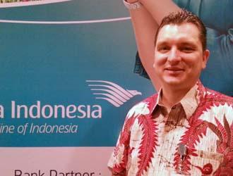 Garuda Perkuat Transaksi Online