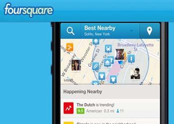 Foursquare Disuntik Rp 398 miliar