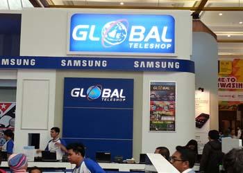 Global Teleshop genjot penjualan melalui online