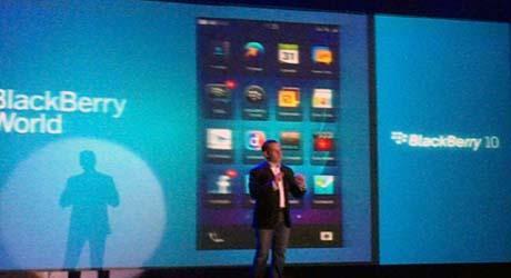 BlackBerry 10 akan Sasar Semua Segmen Pasar