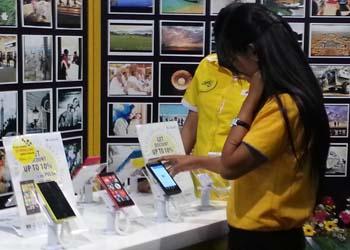 Trafik Lebaran, SMS dan Data di Indosat Meningkat