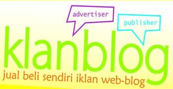 Klanblog Goda Blogger Masuk Marketplace