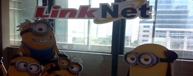 MNC Vision Networks lirik saham Link Net