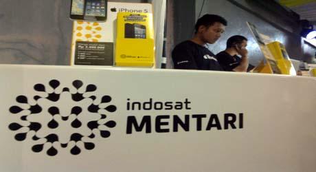 Segarkan Mentari, Indosat Genjot Pengguna Prabayar