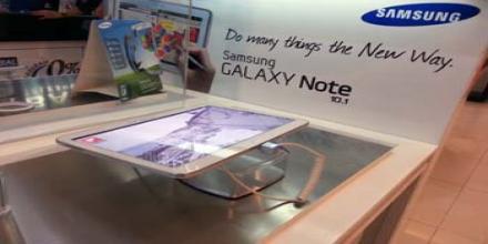 Samsung dan Apple Disarankan Tawarkan Tablet Murah