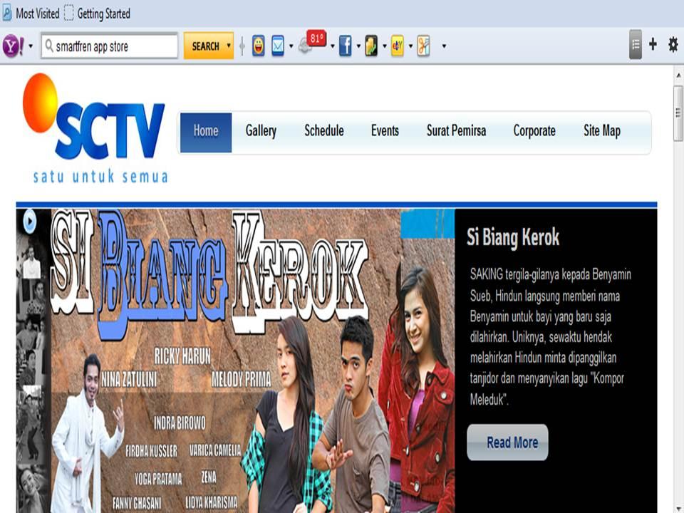 SCTV dan Indosiar akan Dimerger