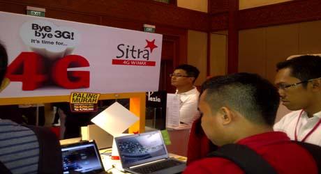 First Media: Sitra Wimax Beralih ke TDD LTE