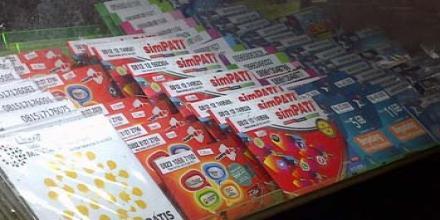 Industri Bisa Kolaps jika Harga Sim Card Rp 100 ribu