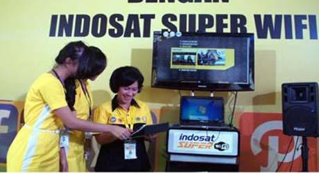 Indosat Super WiFi Dukung Konferensi Menteri se-Asia
