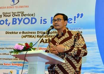 BYOD Butuh Standarisasi dan Regulasi