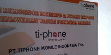 Q1-13, Omzet TiPhone Tumbuh 21,5%
