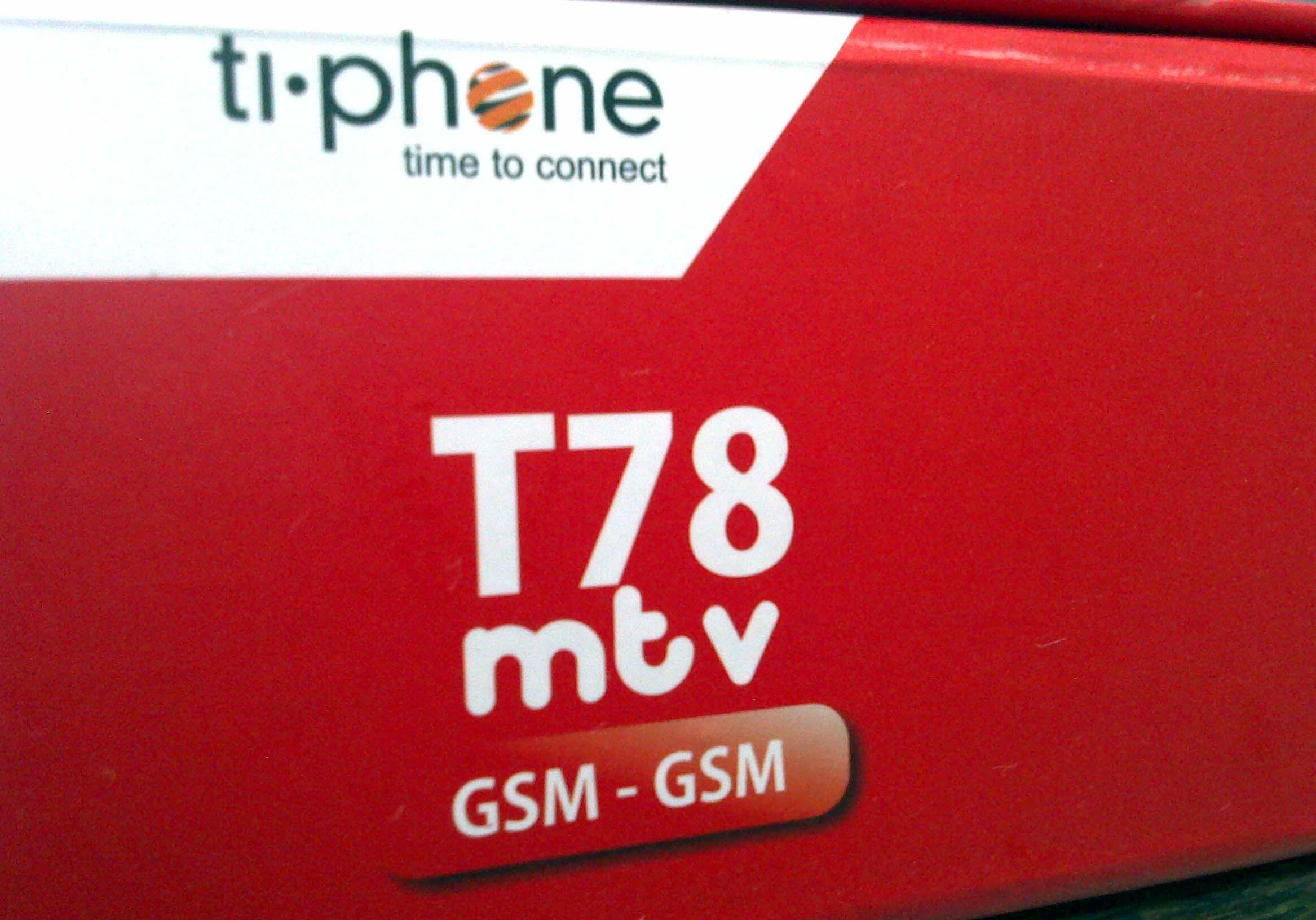 CAGR  Omzet TiPhone Diperkirakan Tumbuh 34%