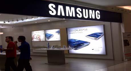 Laba Samsung  Tembus Rp 212,8 triliun