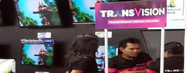 Smartfren manjakan pelanggan Transvision