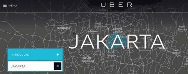 Bernapas di Berlin, Uber Tersedak di Jakarta