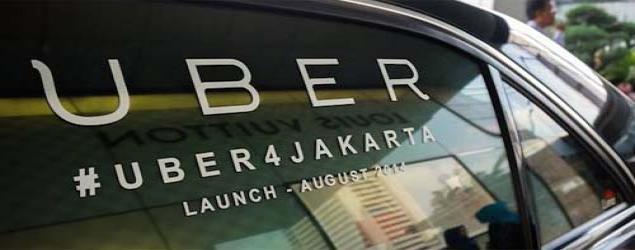 Express Group jajaki kerjasama dengan Uber garap ridesharing