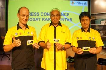 Indosat Terus Berburu UKM