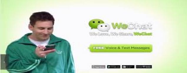 WeChat Bidik Pasar Mobile Advertising