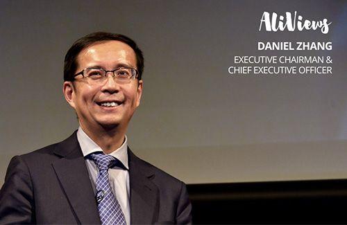 Alibaba Group berkinerja sukses, rayakan tiga tonggak pencapaian