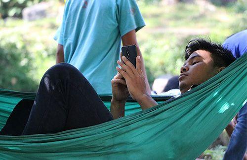 Berkat 4G, Pasar Pancingan makin Go Digital