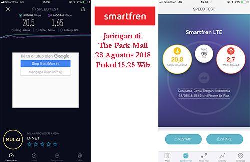 4G+ Smartfren layani warga Solo
