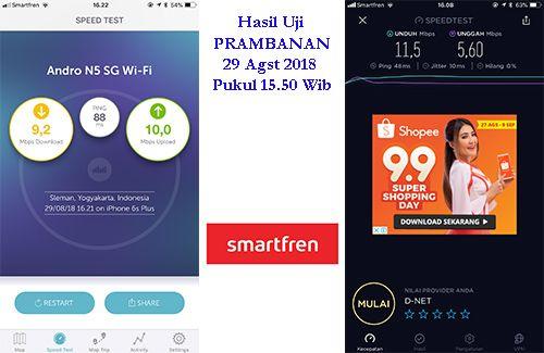 Menyusuri Jalan Kaliurang dengan Smartfren 4G