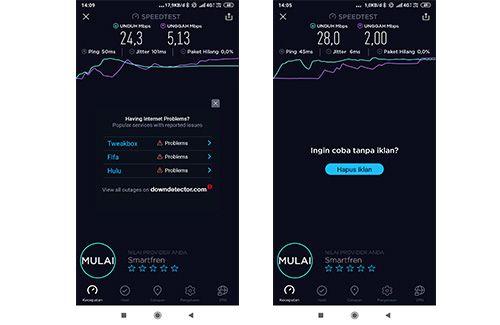 Tiga titik wisata kota Malang ini berselimut 4G Smartfren