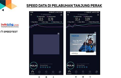 4G Smartfren nyaman digunakan di moda transportasi