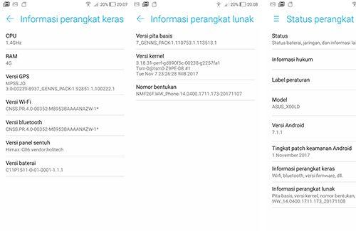 Asus Zenfone 4 Selfie ZD553KL: Dua kamera di depan buat yang suka selfie
